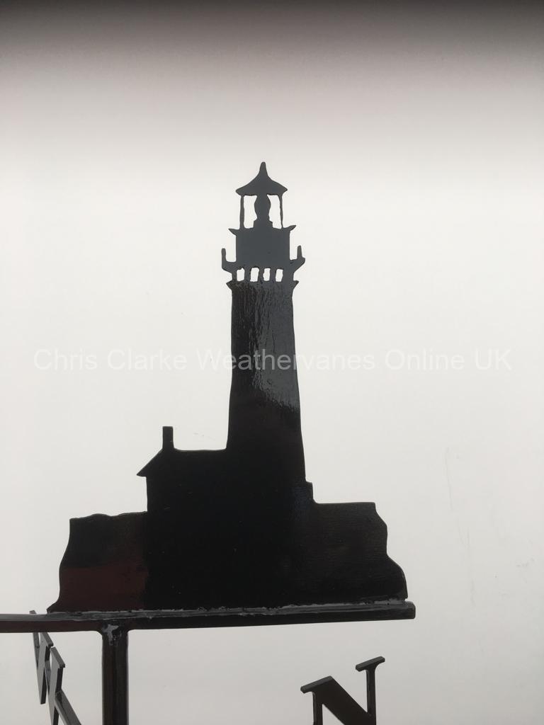 Lighthouse-Weathervane