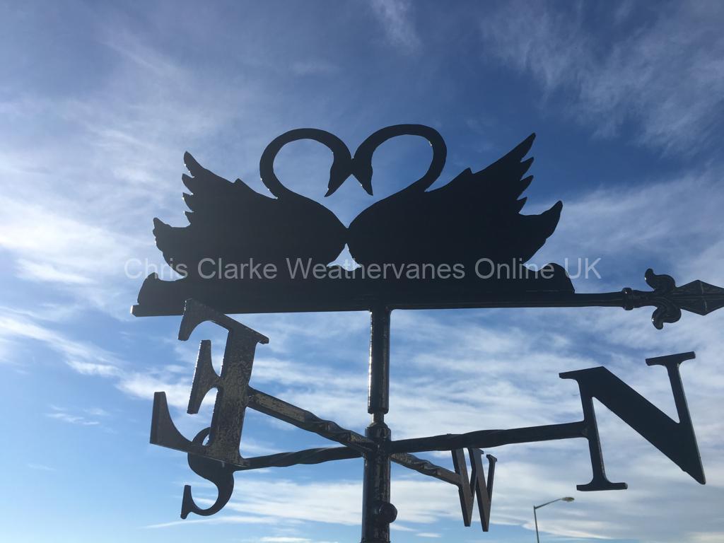 Swans-Weathervane