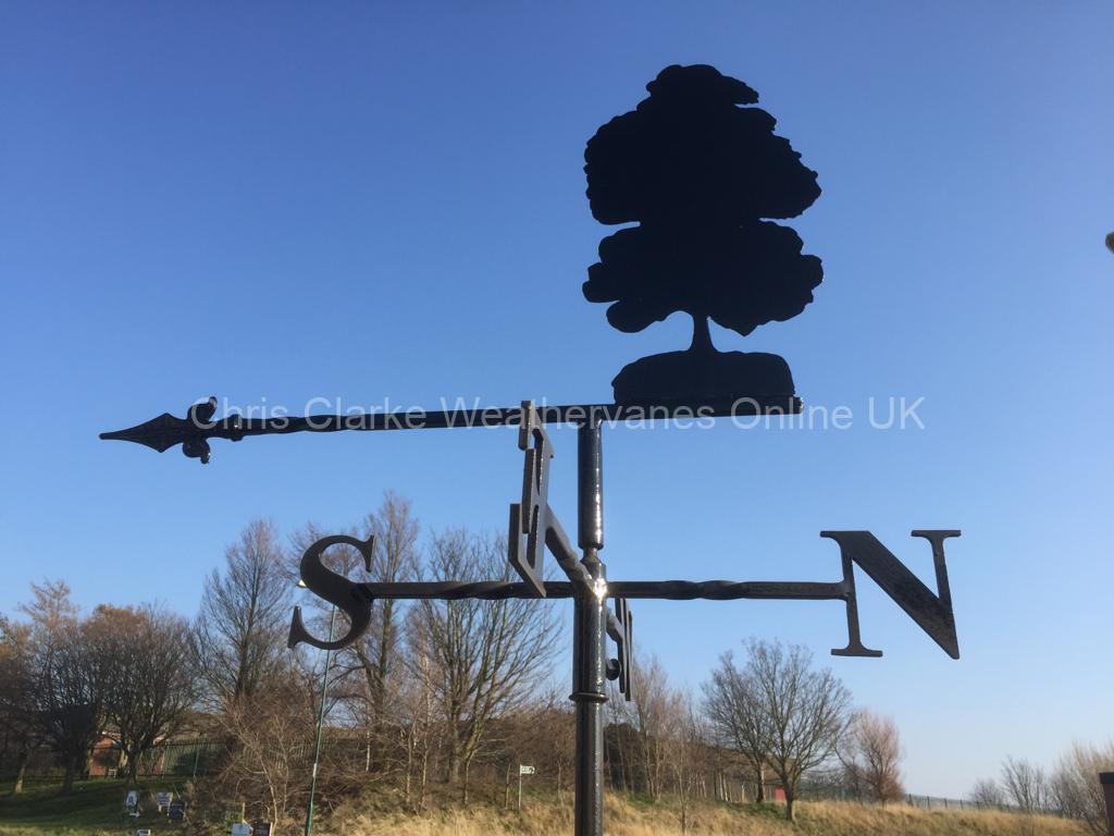 Tree-Weathervane