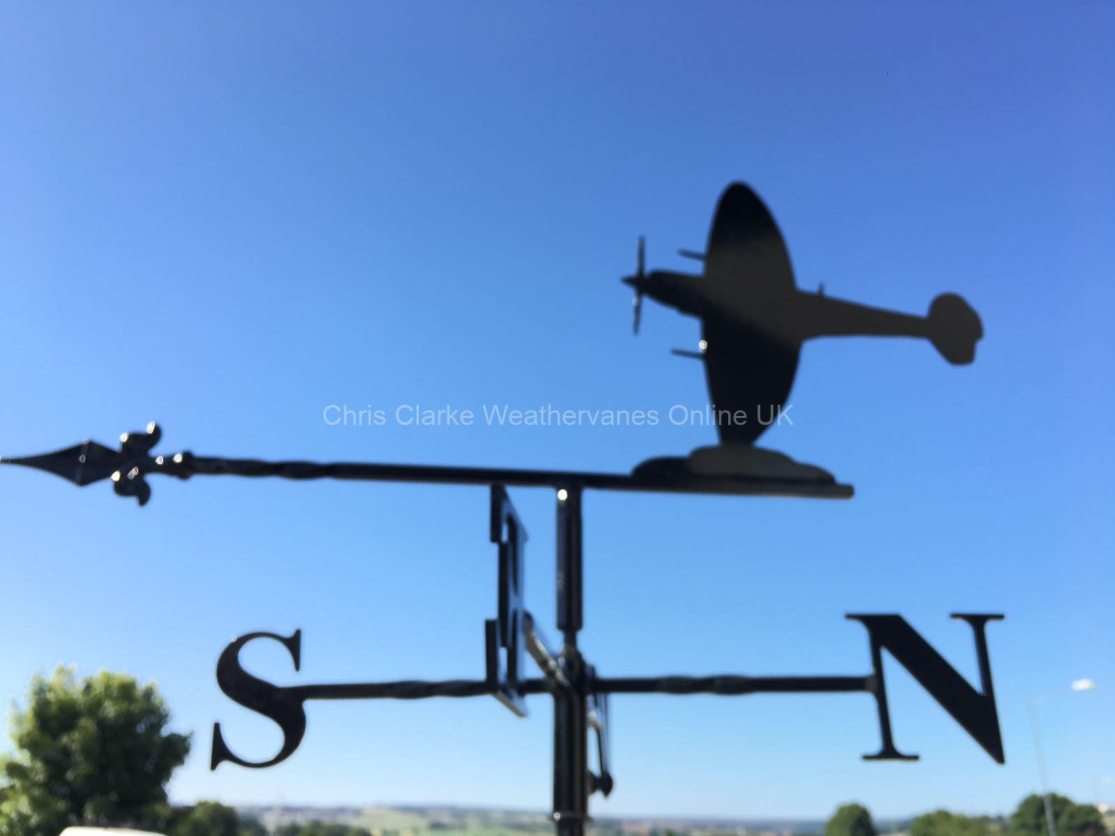 Spitfire-Weathervane