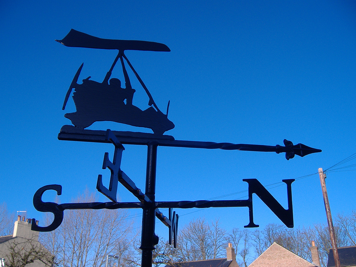 microlite weathervanes