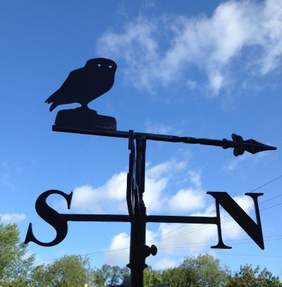 Owl Weathervane